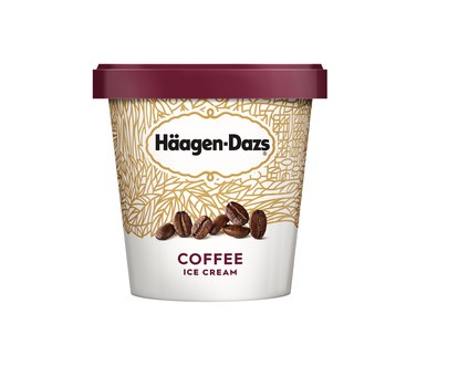 Haagen dazs coffee ice cream