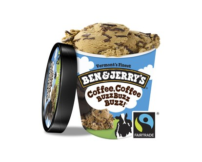 ben jerrys coffee ice cream