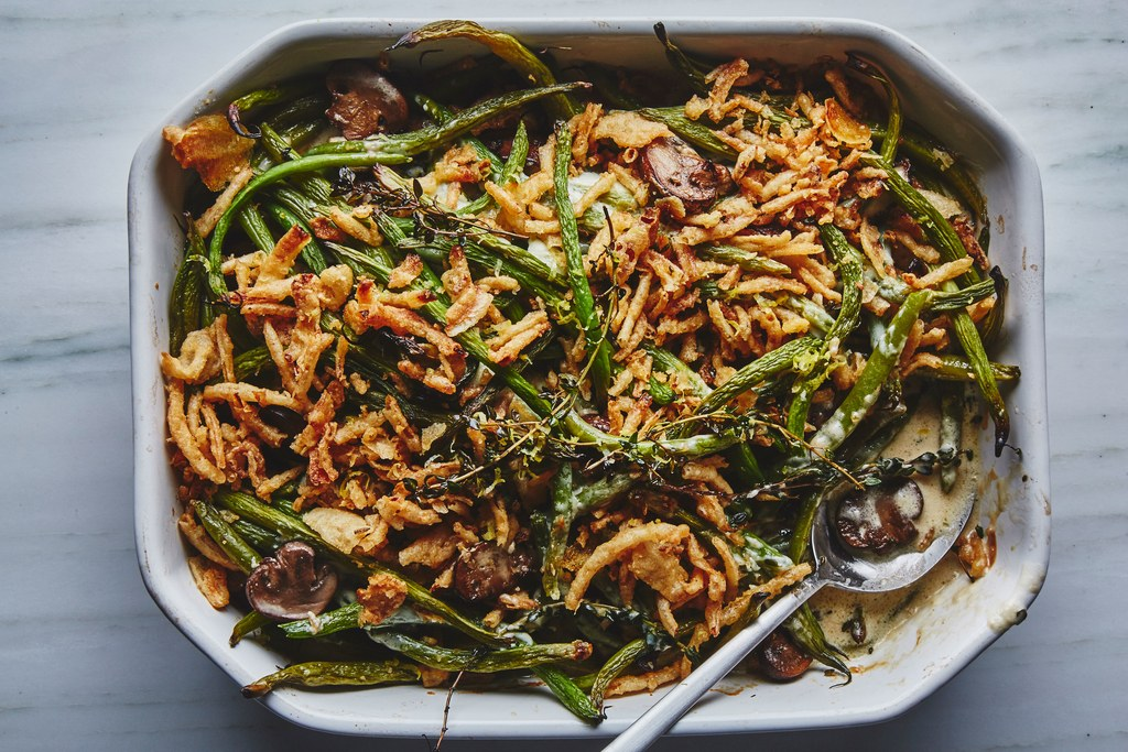 תואר ראשון's Best Green Bean Casserole