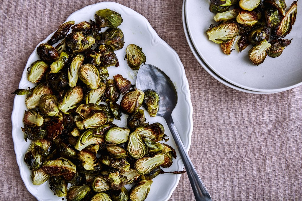 קלויים Brussels Sprouts