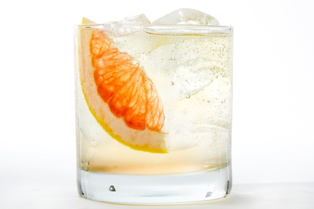Šumivé Grapefruit Cocktail