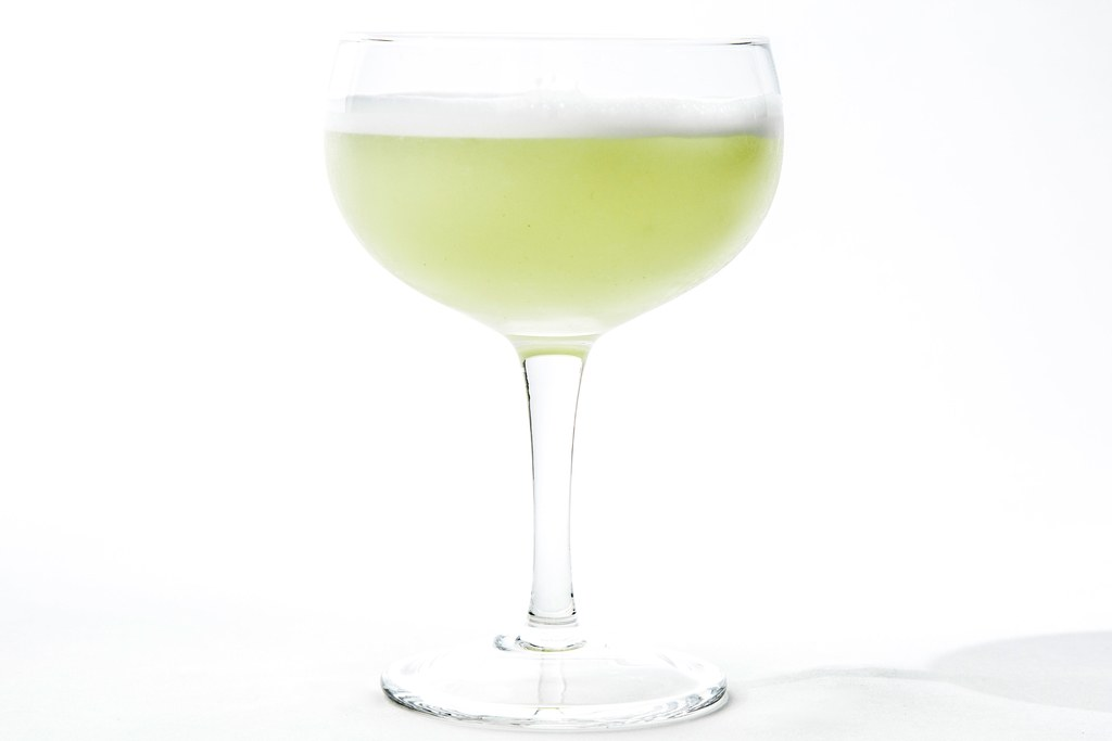 Tak Fresh and So Green Cocktail
