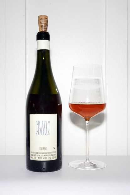 piel contact wines dinavolo