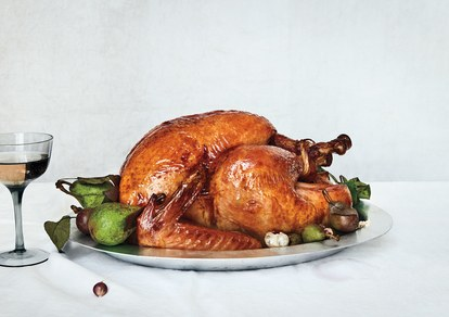 πολύ classic dry brined roast turkey