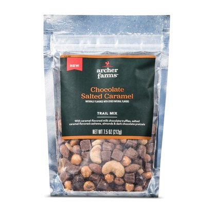 Archer Farms Chocolate Salted Caramel Trail Mix