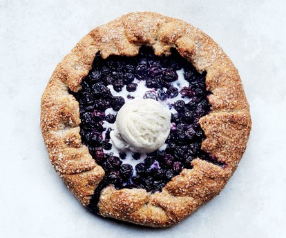 blueberry-pecan-galette