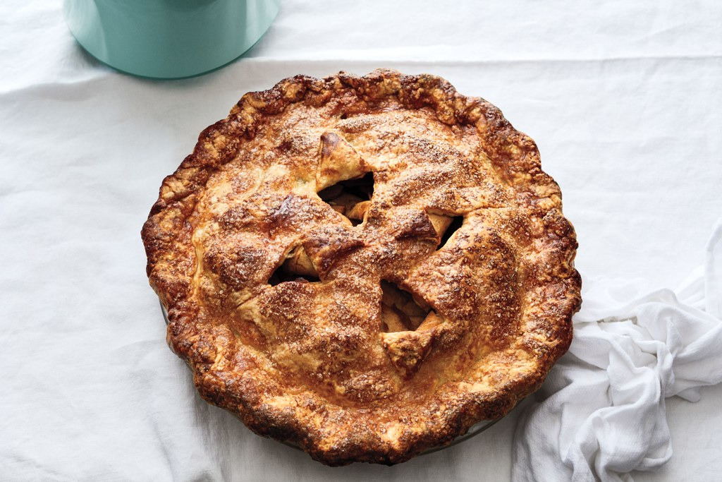 BA's Best Deep-Dish Apple Pie