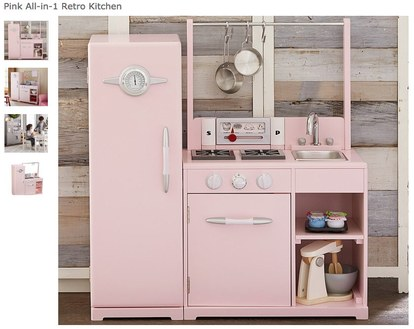 barn kitchens pottery barn retro pink