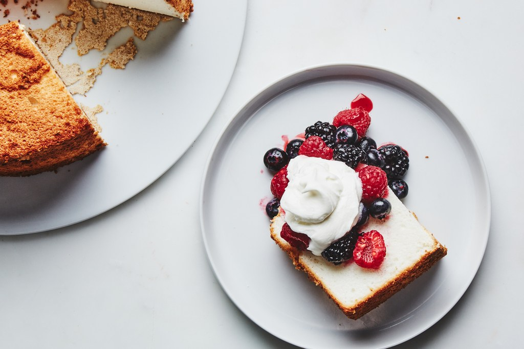 BA's Best Angel Food Cake