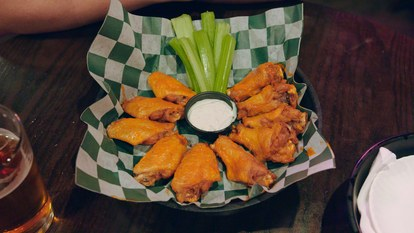 भेंस wings bar bill